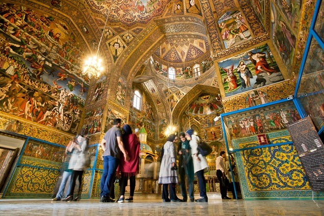 Iran's Tourism Industry is growing despite economic sanctions